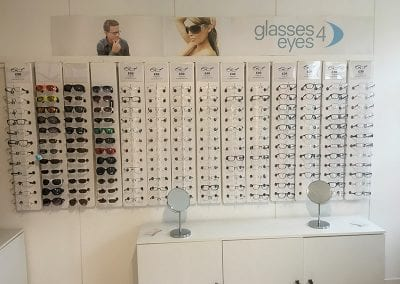 Glasses 4 Eyes Silsden